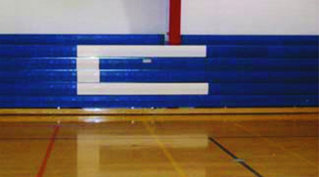 Camanche Middle School Bleachers