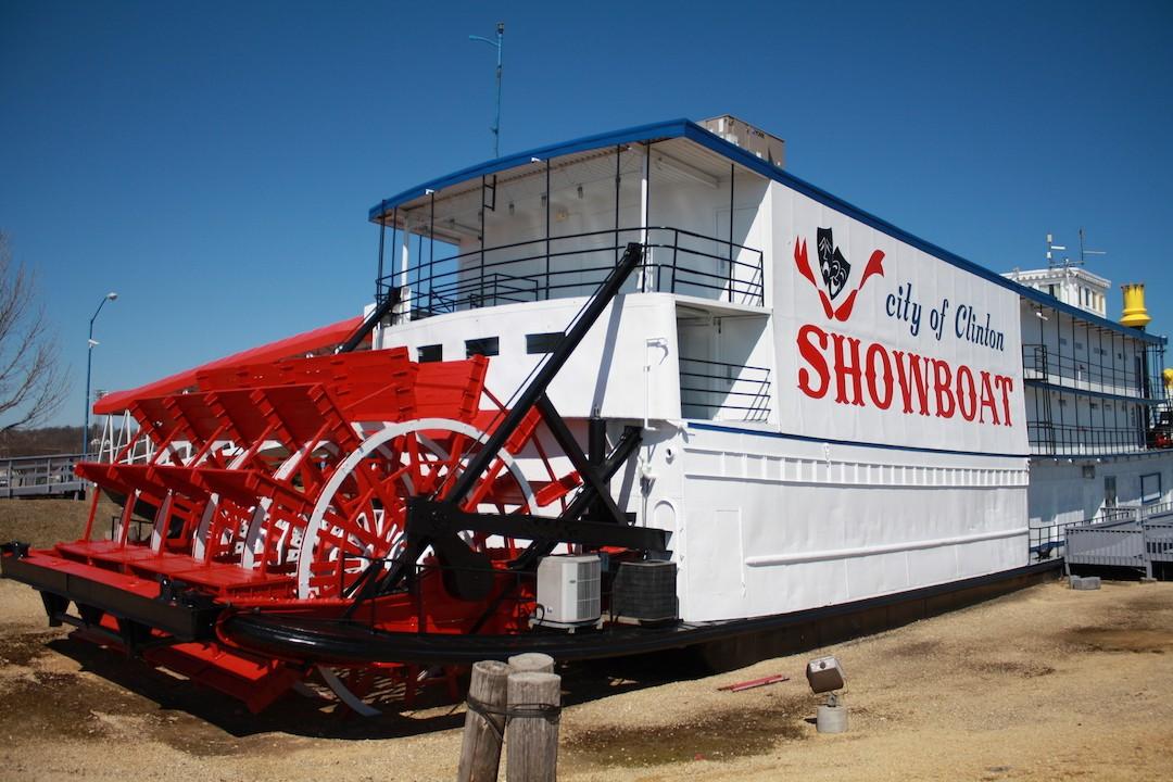 Clinton Showboat